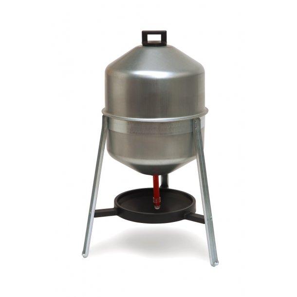 Vandautomat 30 liter - Galvaniseret