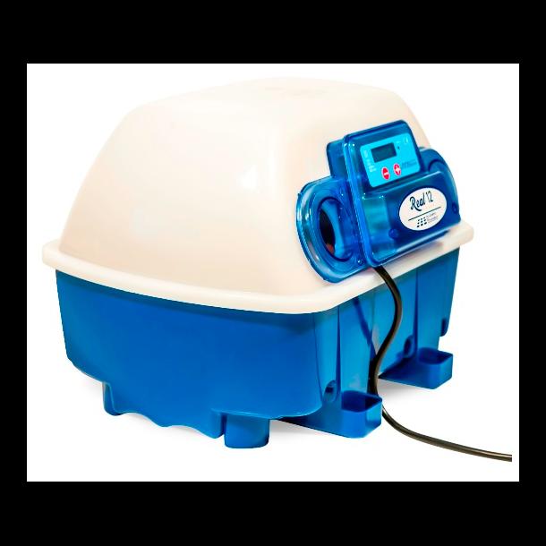 Halvautomatisk rugemaskine - REAL 12