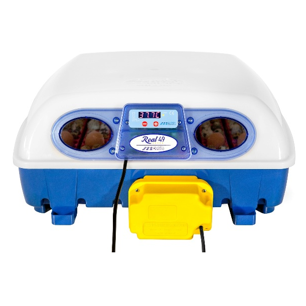 Helautomatisk rugemaskine - REAL 48
